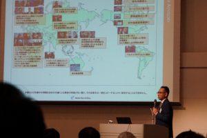 スタンダード石油大阪発売所様のセミナーで新村が講演しました。