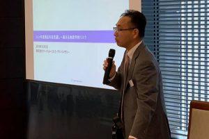 みずほ証券様主催のセミナーで新村が講演しました。