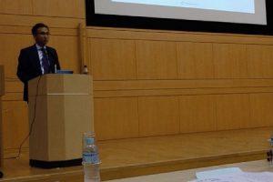 プリンテッド・エレクトロニクス研究会で新村が講演しました。