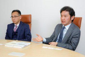 日刊工業新聞「著者登場」のコーナーに弊社書籍に関するインタビューが掲載されました。