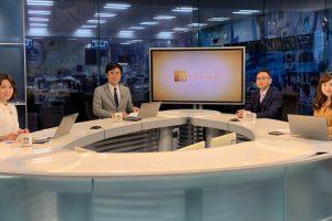 日経CNBC「昼エクスプレス」に新村が出演しました。