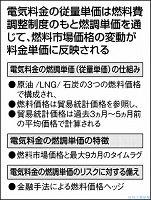 日刊工業新聞連載『調達コストのリスク管理(36)電気料金、頭悩ます要因多く』